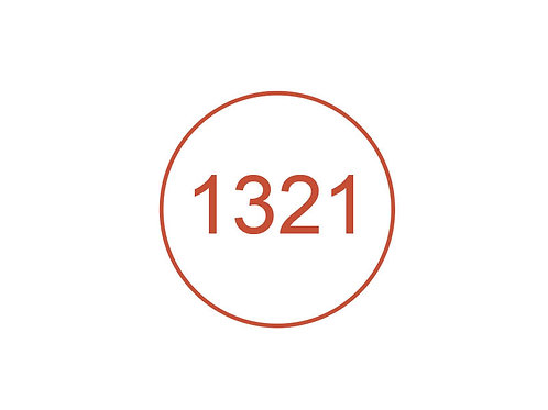 Número 1321