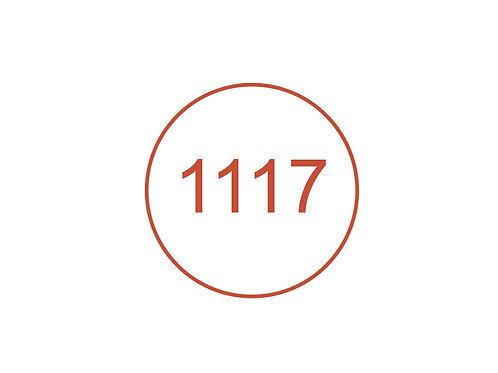 Número 1117