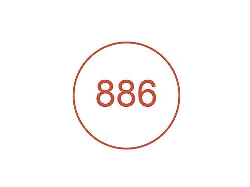 Número 886