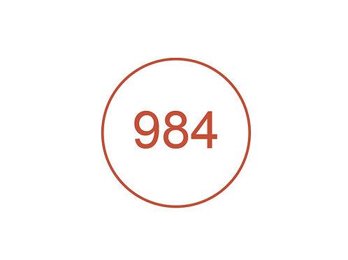 Número 984