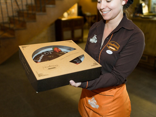Frederica's Koffiehuis está aceitando encomendas de Natal