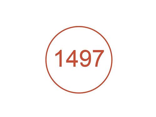 Número 1497
