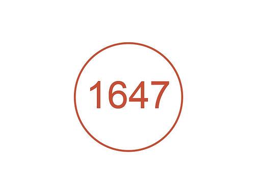 Número 1647