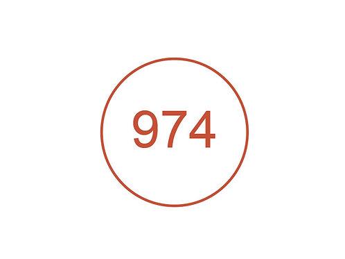 Número 974