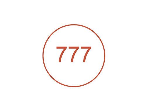 Número 777