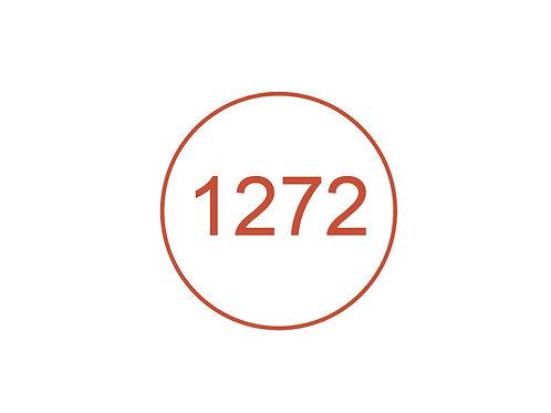 Número 1272