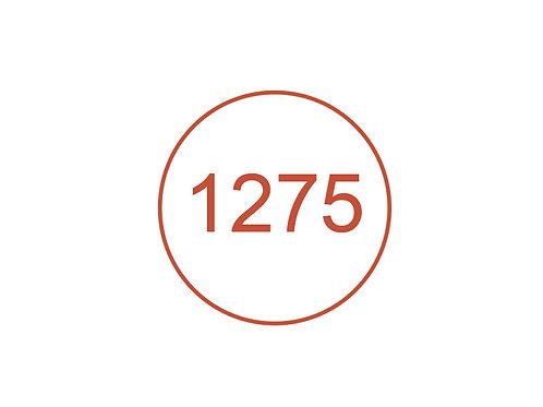 Número 1275