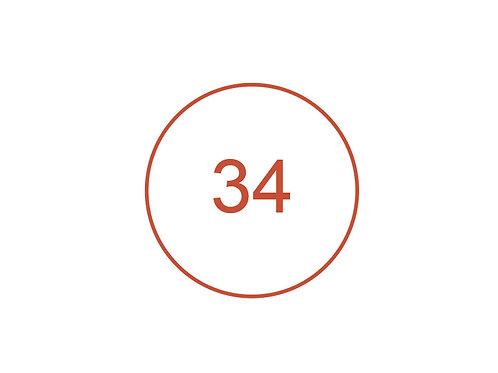 Número 34