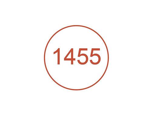 Número 1455