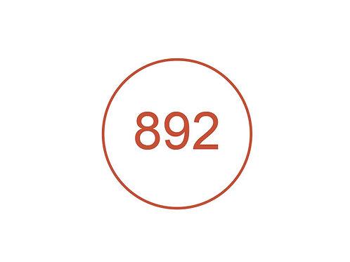 Número 892