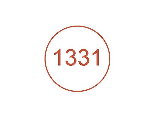 Número 1331
