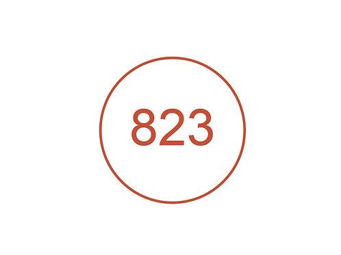 Número 823