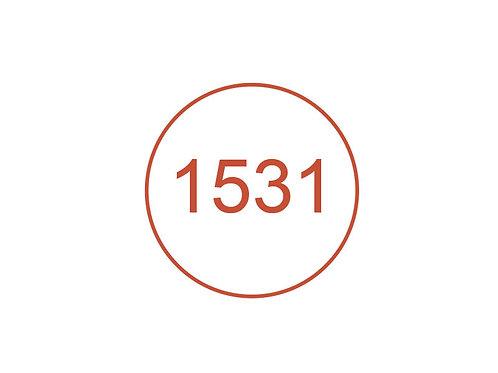 Número 1531