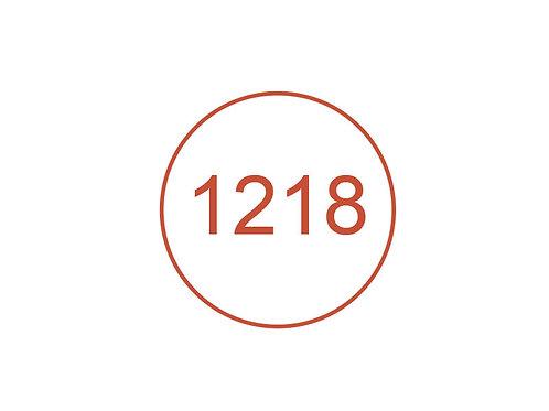 Número 1218