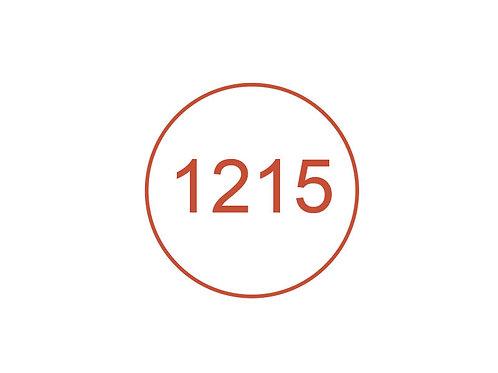 Número 1215