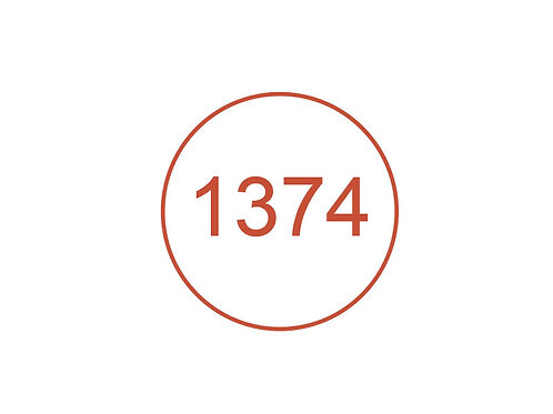 Número 1374