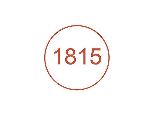 Número 1815