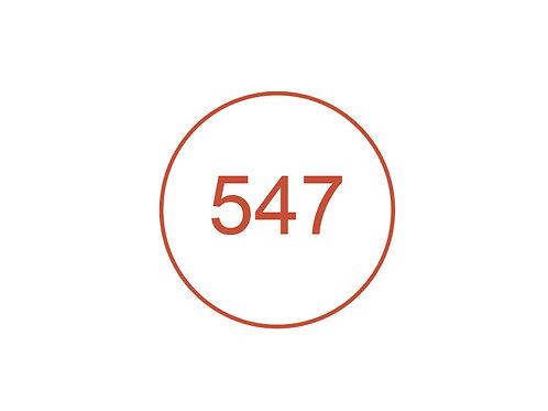 Número 547