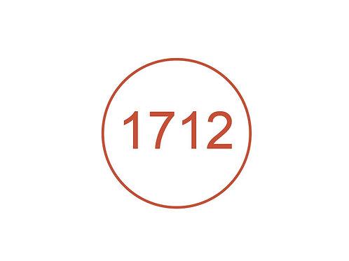 Número 1712