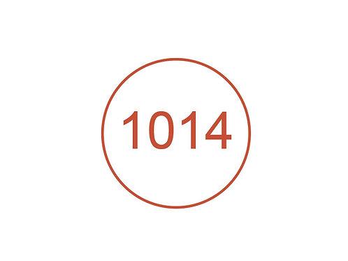 Número 1014