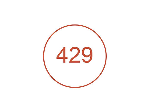 Número 429
