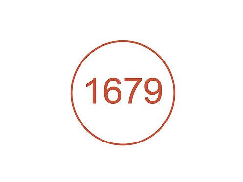 Número 1679