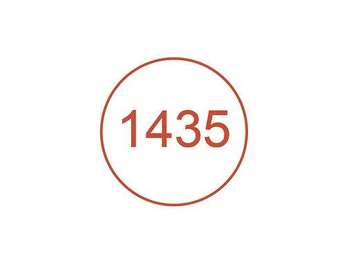 Número 1435