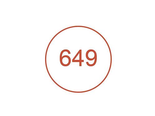 Número 649