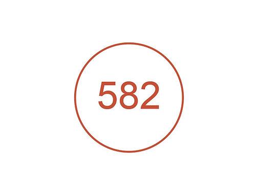 Número 582