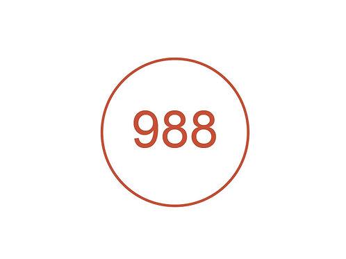 Número 988
