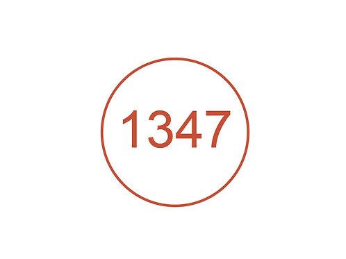 Número 1347