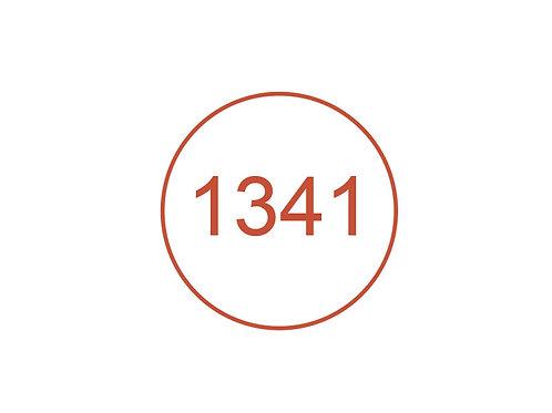 Número 1341