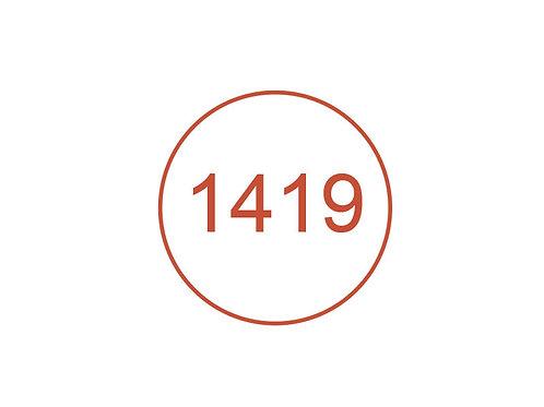 Número 1419