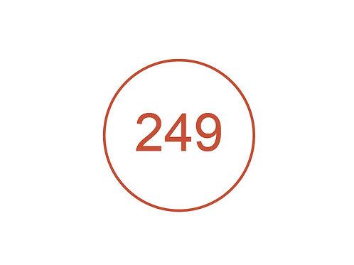 Número 249