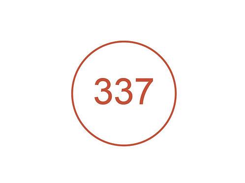 Número 337