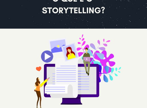 O que é um storytelling?