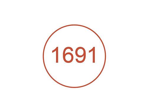 Número 1691