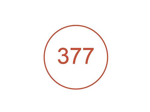 Número 377