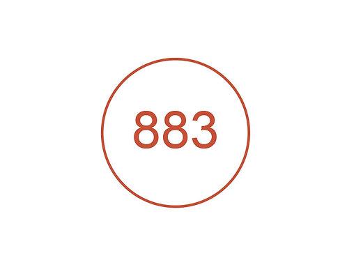 Número 883