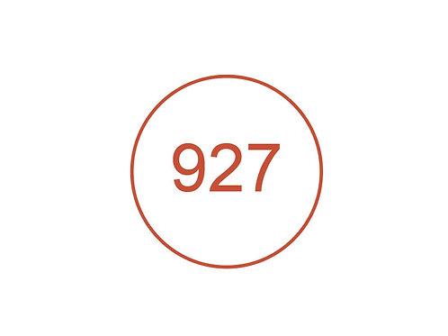 Número 927