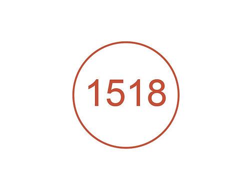 Número 1518