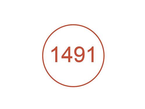 Número 1491