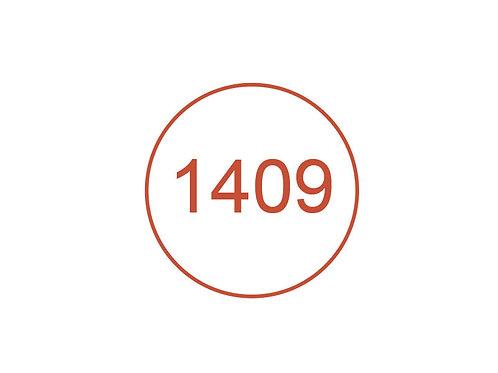 Número 1409