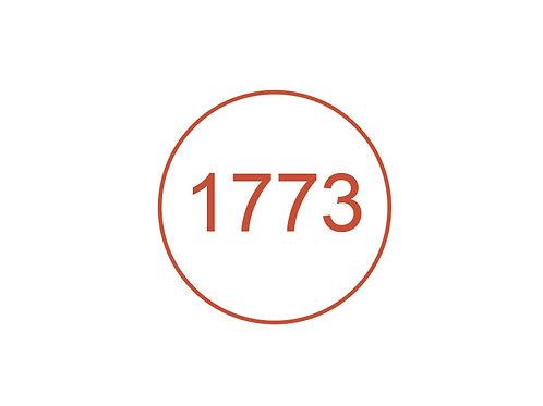 Número 1773