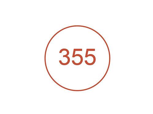 Número 355