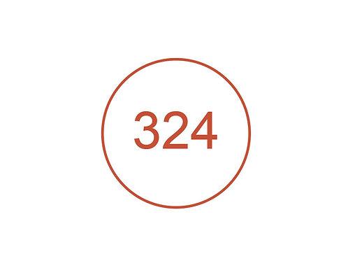 Número 324