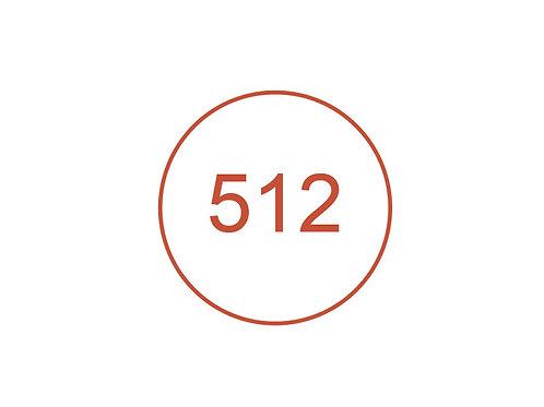 Número 512