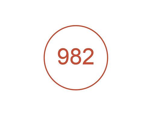 Número 982