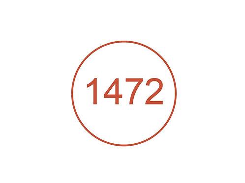 Número 1472