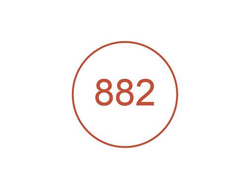 Número 882